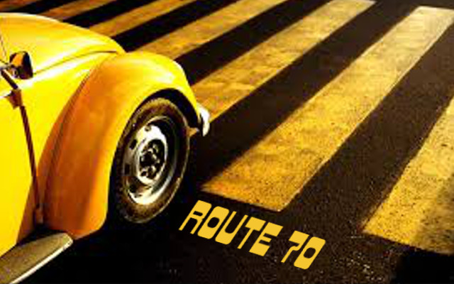 Route 70 : Le podcast